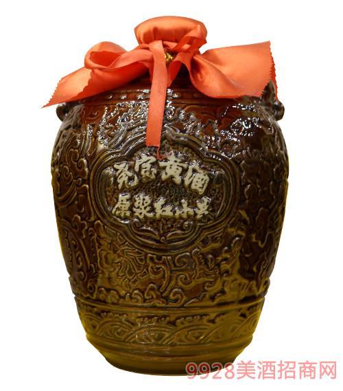 尧宝黄酒原浆红小米