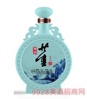 青瓷董酒Q18-41度500ml董香型