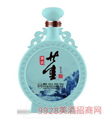 青瓷董酒Q18-54度500ml董香型