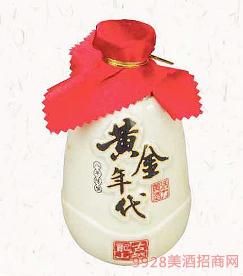 古越龍山黃金時代活力黃酒八年陳釀