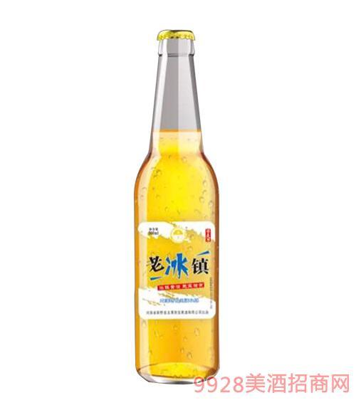 尧宝黄酒老冰镇透明瓶