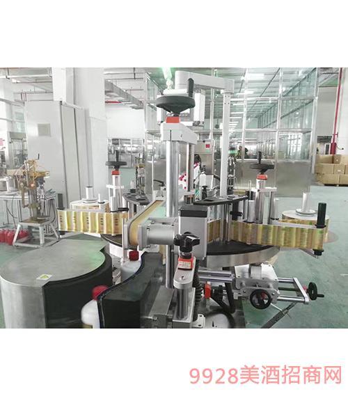 贵州民族酒业酒标贴瓶生产线