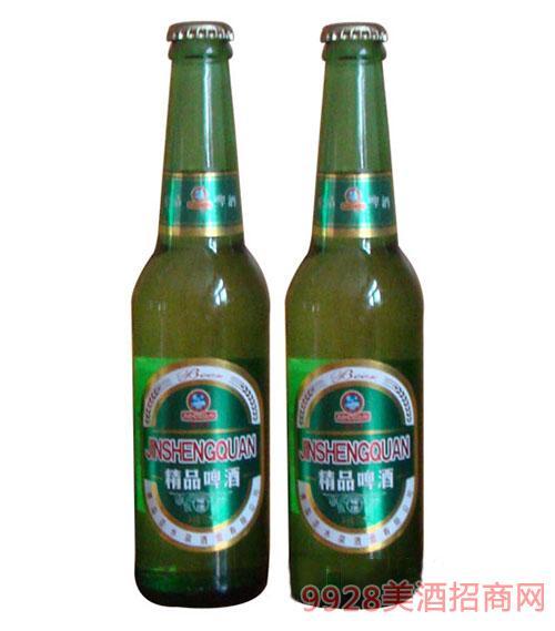 锦圣泉精品啤酒330ml