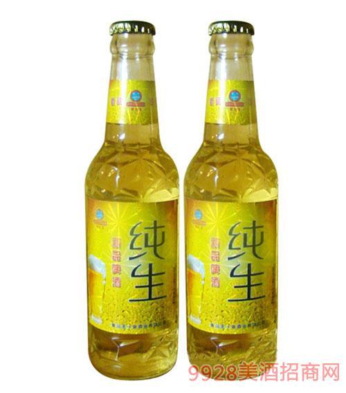 纯生啤酒330ml