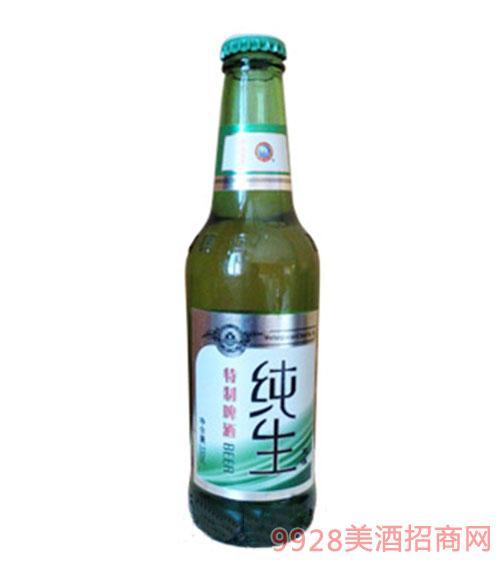 纯生330ml啤酒