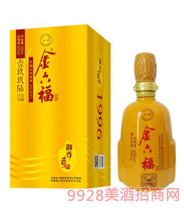 金六福酒御尊42度500ml浓香型