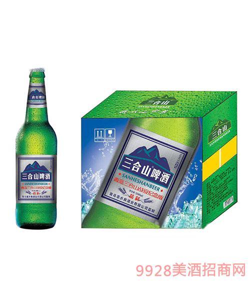 三合山啤酒