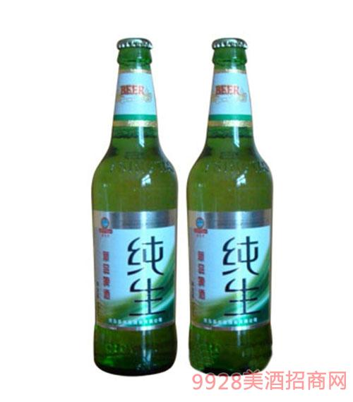 新品啤酒-塑包