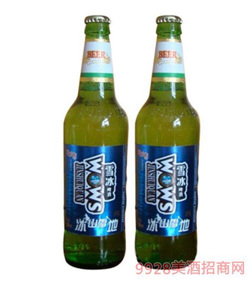 雪冰啤酒-塑包