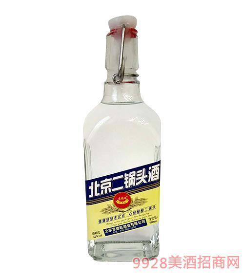 京德旺北京二锅头酒(蓝)42度500ml