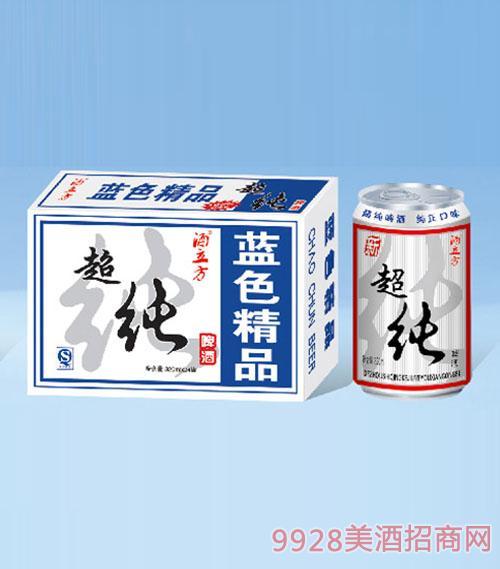酒立方超纯啤酒320ml