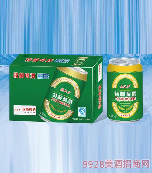 酒立方特制啤酒320ml