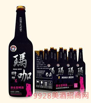 韩社长玛咖养生型啤酒