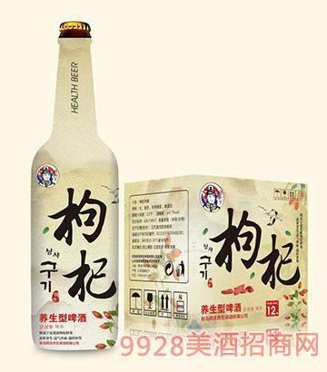 韩社长枸杞养生型啤酒