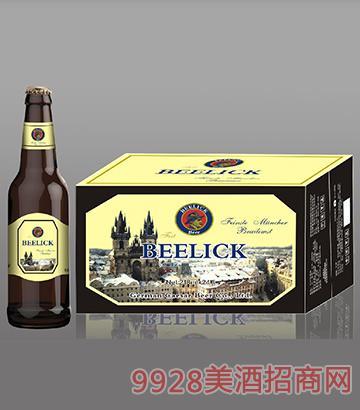 贝利克啤酒218mlx24