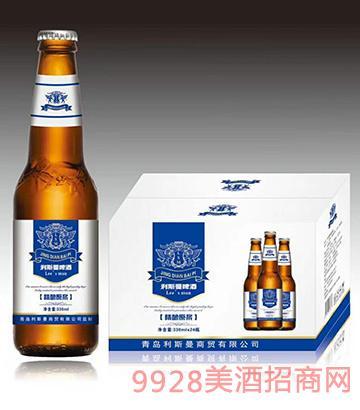 利斯曼精酿原浆啤酒330mlx24