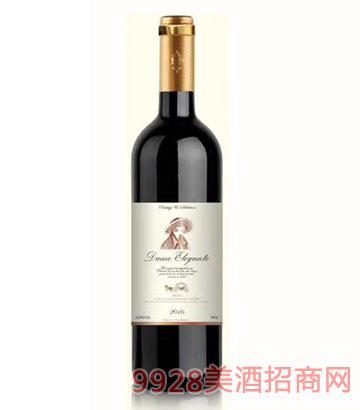 茉蕾干红葡萄酒