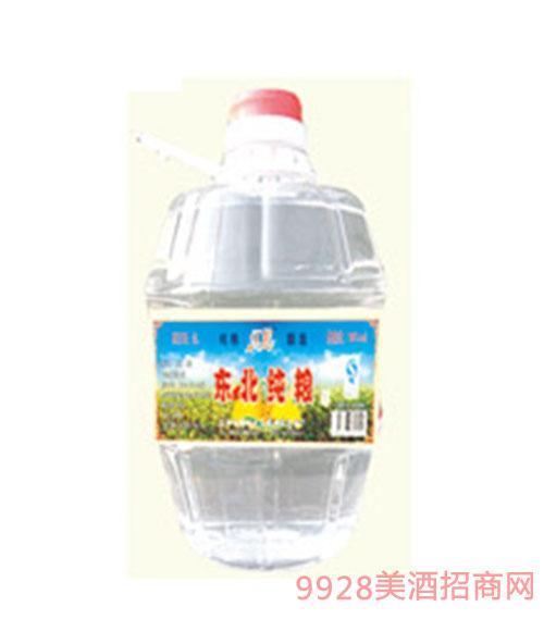 江滨东北纯粮酒40°1L