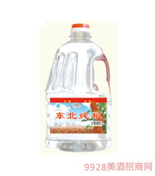 江濱東北純糧酒50°2L