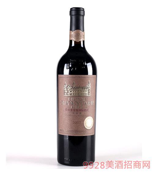 张裕爱斐堡大师级干红葡萄酒
