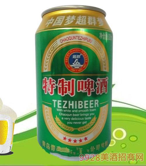 超群特制啤酒320ml×24罐招商_青岛青帝啤酒有限公司