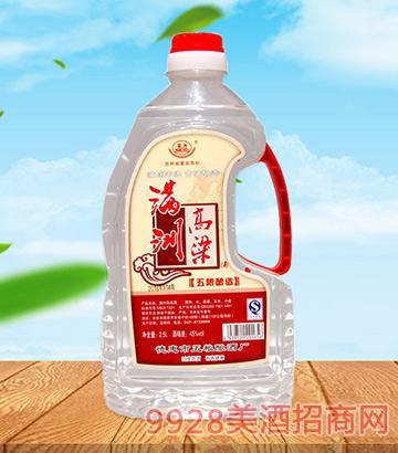 满洲高粱酒45度2.5L×6桶