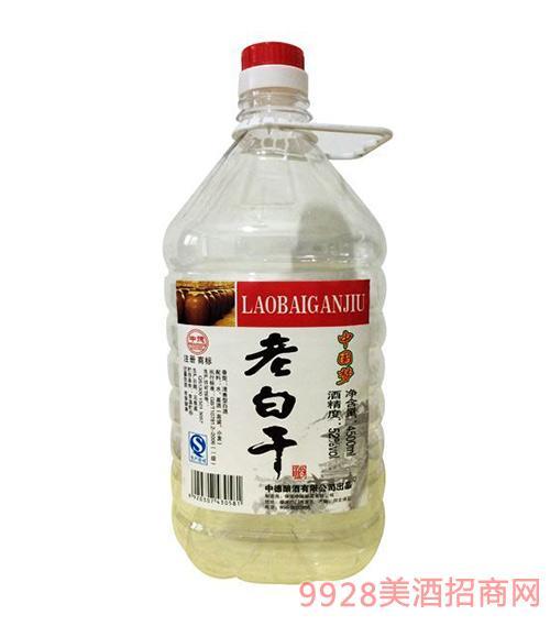 老白干酒4.5L