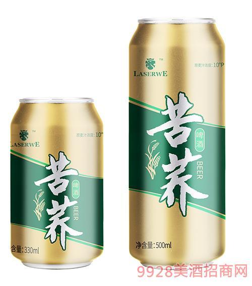 澜圣威苦荞啤酒(罐装)