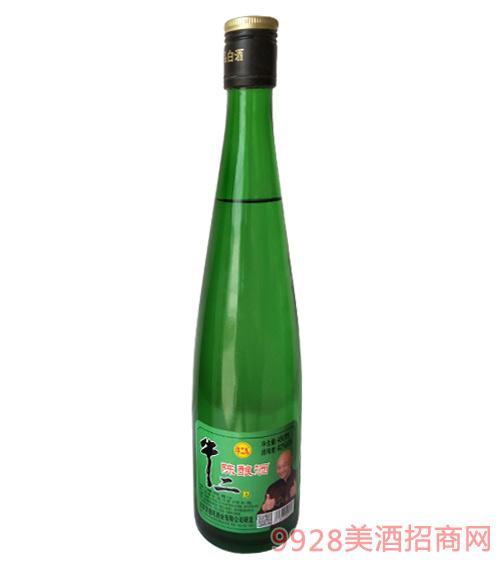 牛二��酒42度475ml