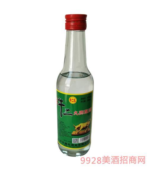 牛二九陈酿酒42度260ml