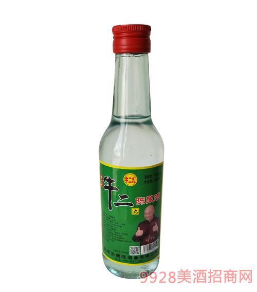 牛二九陈酿酒(代言人)42度260ml