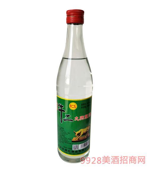 牛二九陈酿酒42度500ml