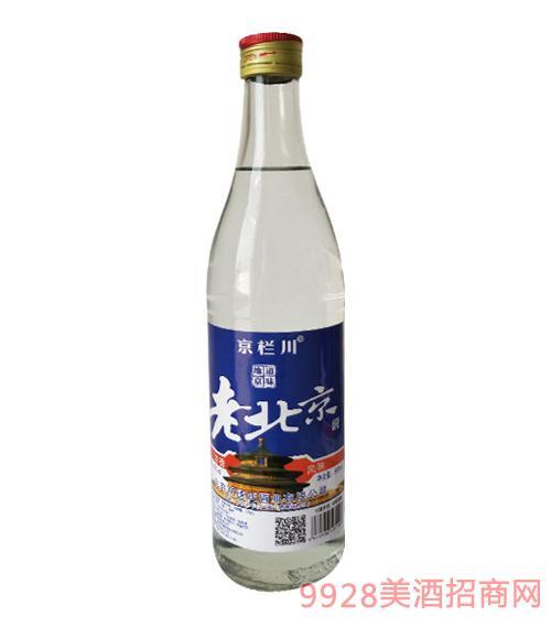 京栏川老北京二锅头酒(蓝标)42度500ml