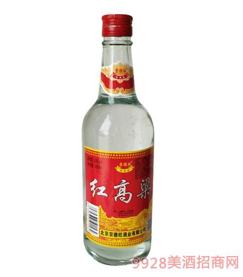 京德旺红高粱酒42度500ml