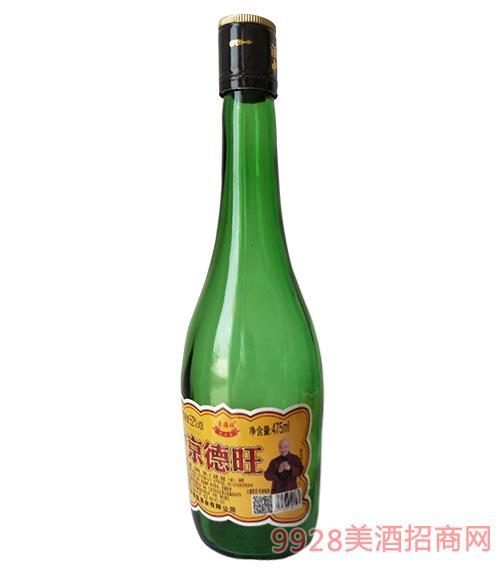 京德旺白酒52度475ml