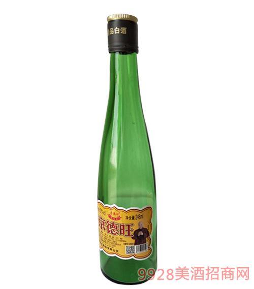 京德旺白酒52度245ml