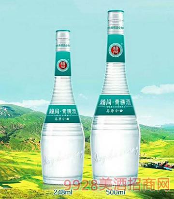 赖尚青稞酒高原小酒248ml、500ml