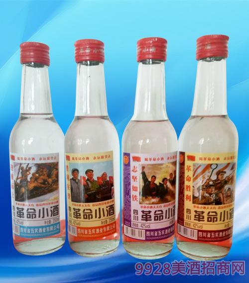 四川革命小酒42度250ml