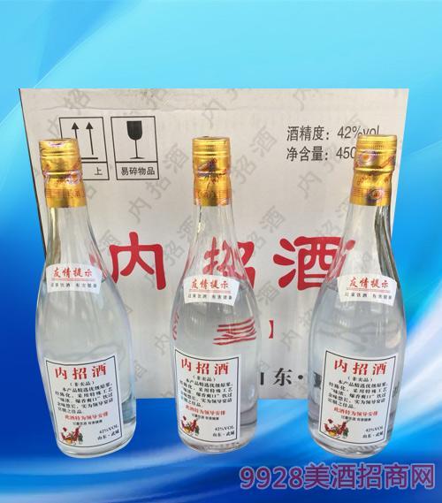 内招酒42度450ml