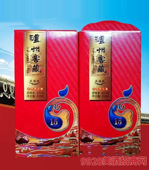米穗粮泸州老窖酒42°500ml