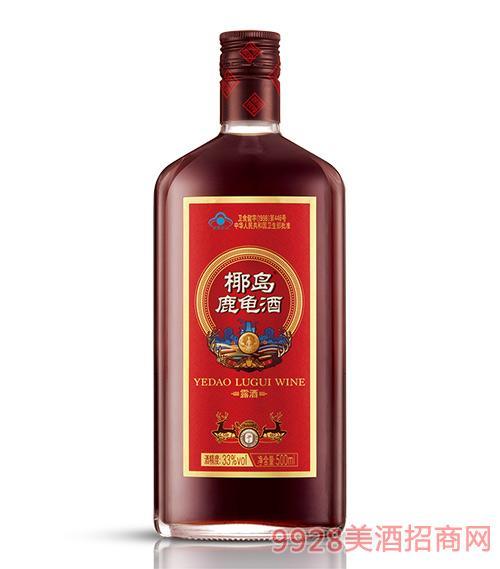 椰岛鹿龟酒(实惠装)500ml