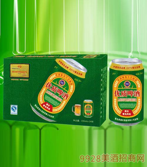 澳德旺330ml優質易拉罐啤酒