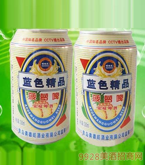青岛白啤330