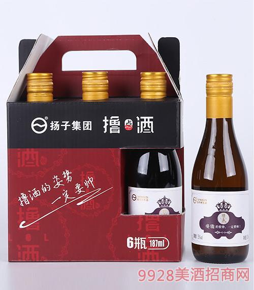 扬子集团撸点尊享酒187mlx6