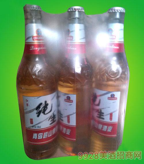 崂山泉啤酒500ml九度空间招商_青岛崂山泉酒业有限-美