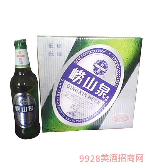 崂山泉啤酒