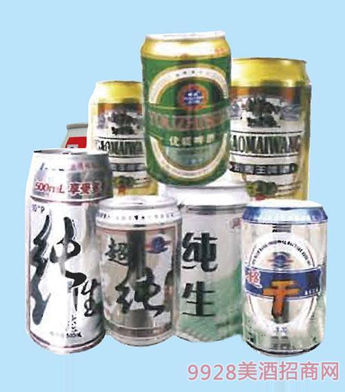 皇族纯生啤酒330ML