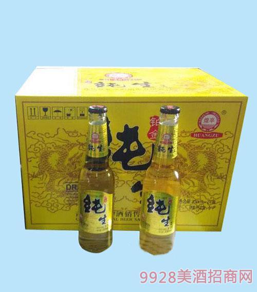 皇族铂金纯生啤酒