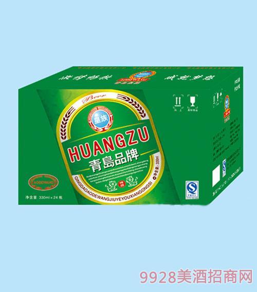 皇族青島啤酒330ML