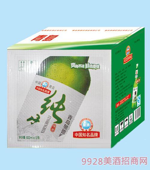 皇族青島啤酒500ML
